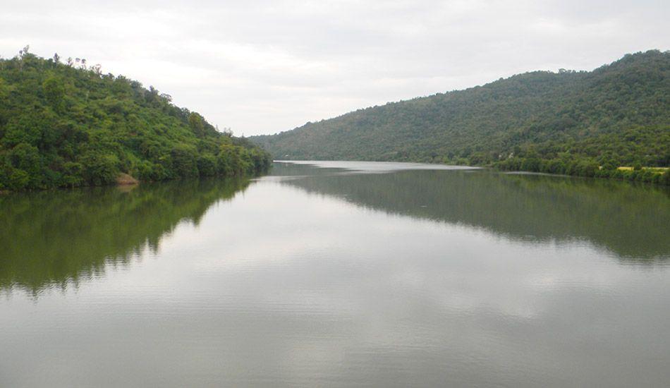 Aghanashini Backwater