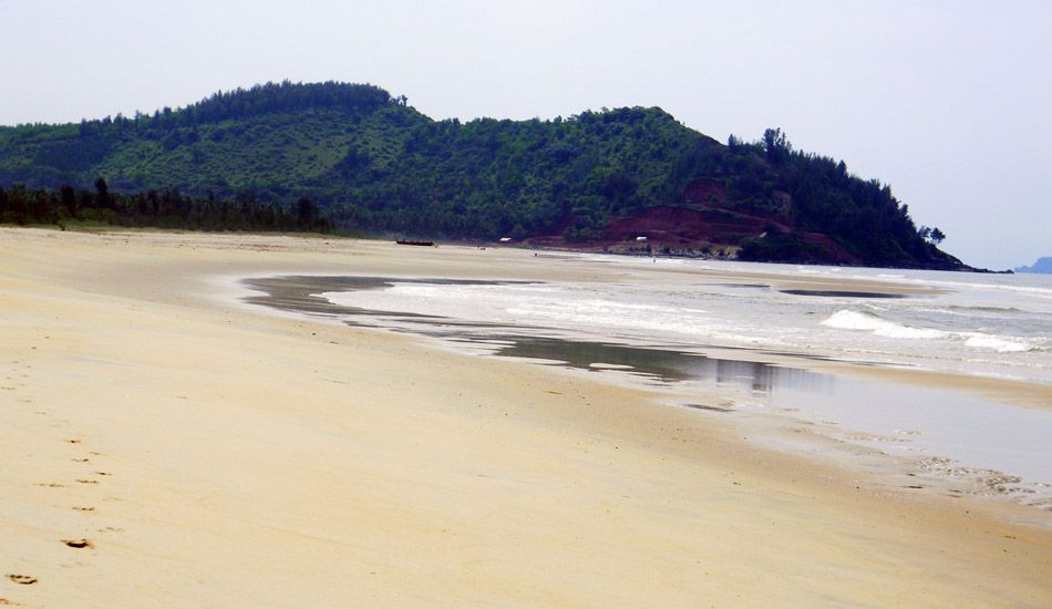 Dhareshwar Beach