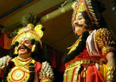 Traditional Yakshagana